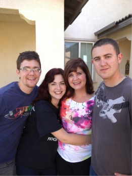 My three kiddos