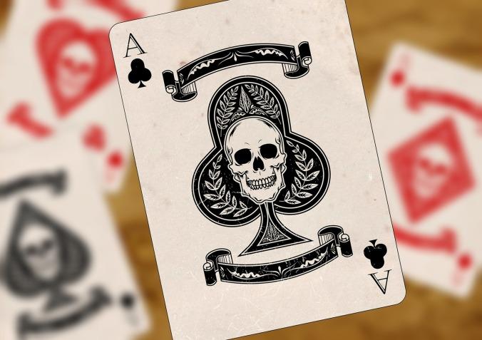 Satan's Calling Cards https://beckielindsey.com/2018/02/19/satans-calling-cards-part-1/