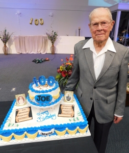 Missionary Pastor Celebrates 100th Birthday