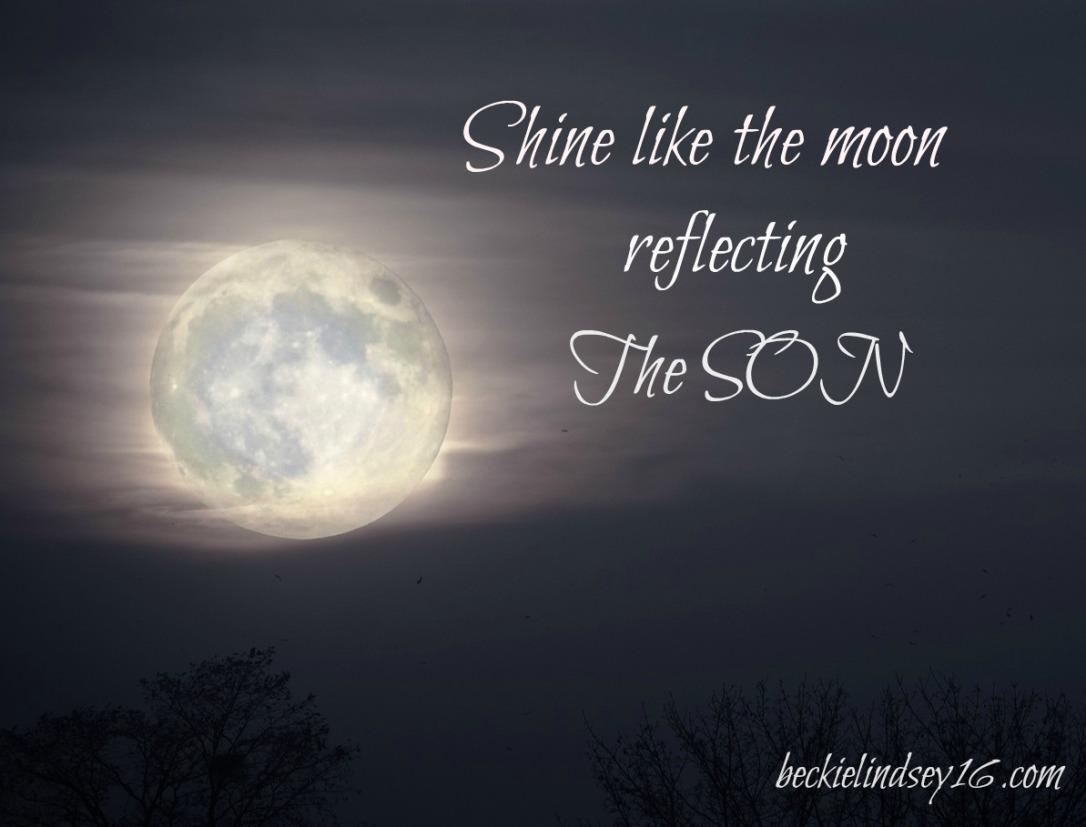 moon-shine like the moon meme